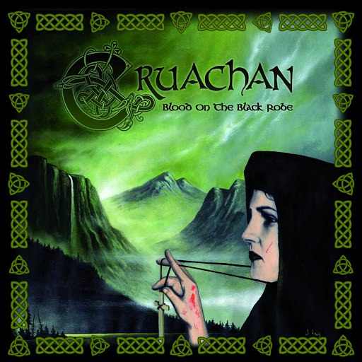 Cruachan альбом Blood On The Black Robe