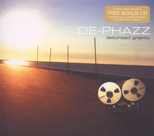 De-Phazz альбом Detunized Gravity (Limited Edition)