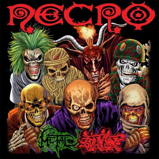 Necro альбом Metal Hiphop