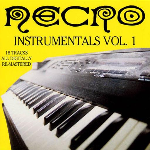 Necro альбом Instrumentals, Vol. 1 (Remastered)