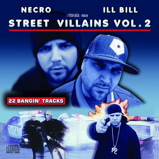 Necro альбом Street Villains, Vol. 2