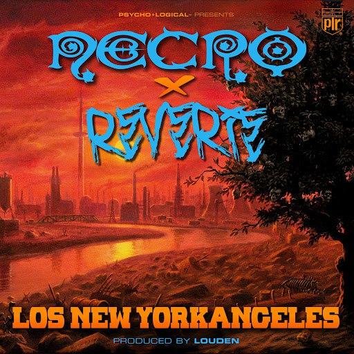 Necro альбом Los New Yorkangeles