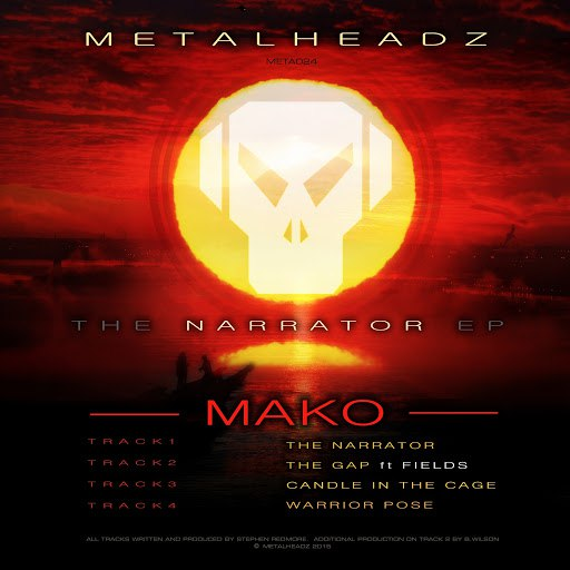 Mako альбом The Narrator