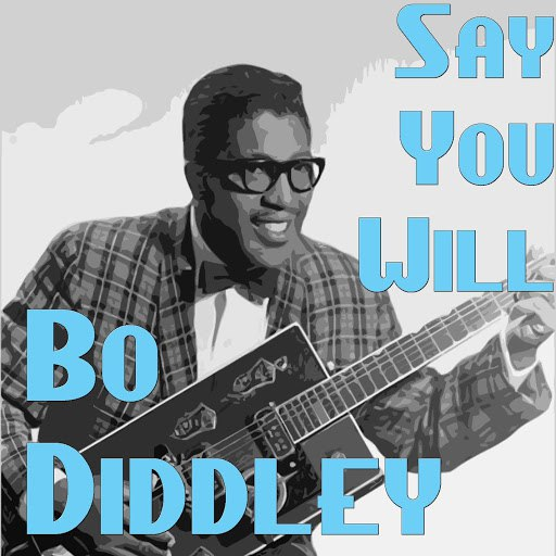 Bo Diddley альбом Say You Will