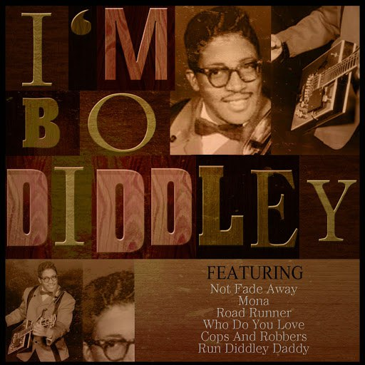 Bo Diddley альбом I'M BO DIDDLEY
