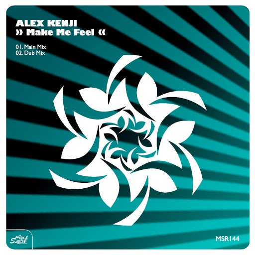 Alex Kenji альбом Make Me Feel