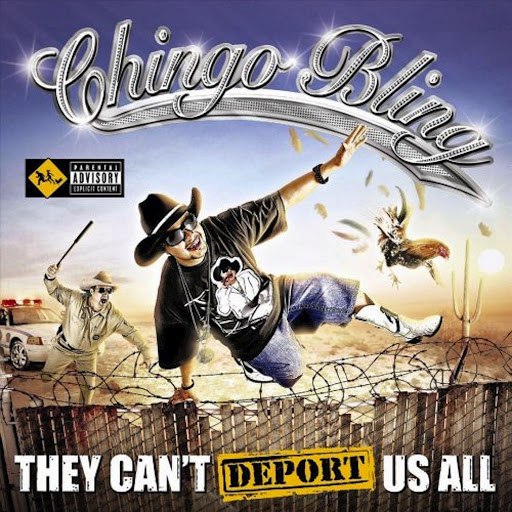 Chingo Bling альбом They Can't Deport Us All