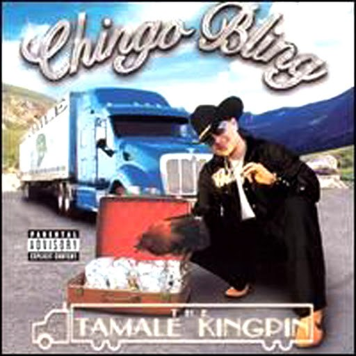 Chingo Bling альбом Tamale Kingpin