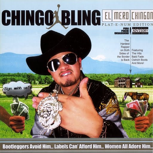 Chingo Bling альбом El Mero Chingon