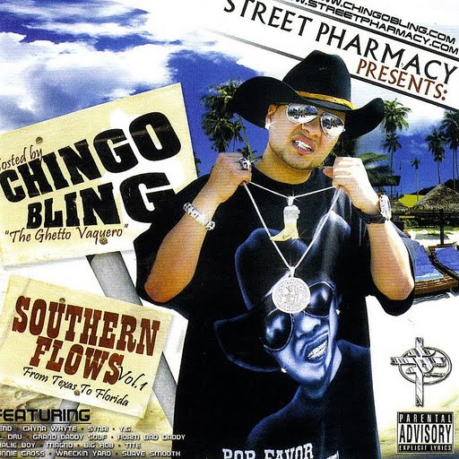 Chingo Bling альбом Souther Flows, Vol.1: From Texas To Florida