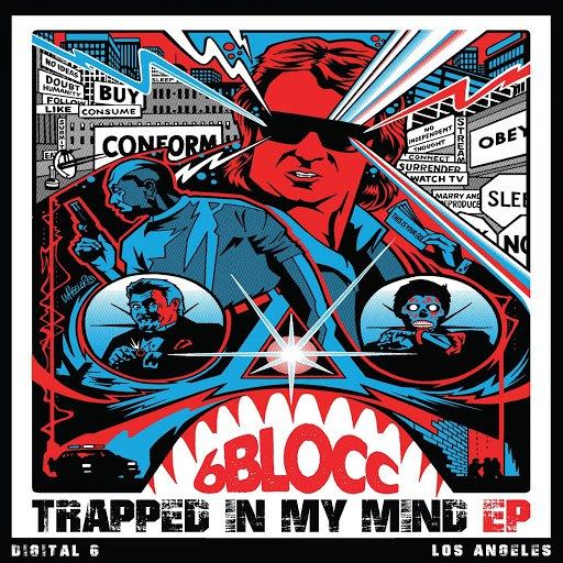 6Blocc альбом Trapped In My Mind EP