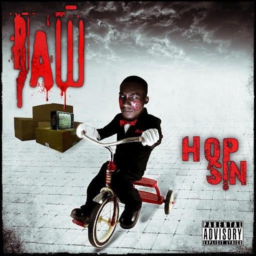 Hopsin альбом Raw