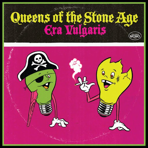 Queens of the Stone Age альбом Era Vulgaris