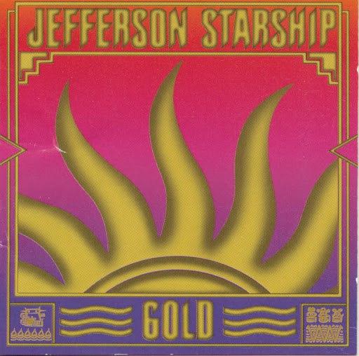 Jefferson Starship альбом Gold