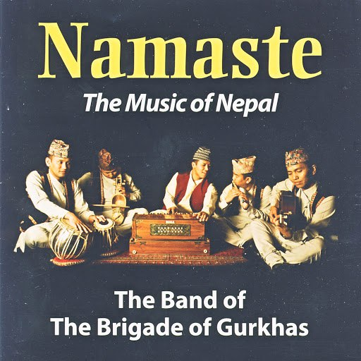Namaste альбом The Music of Nepal