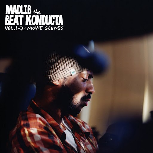 Madlib альбом Beat Konducta, Vols.1-2: Movie Scenes