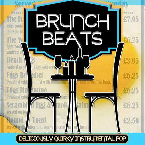 Extreme Music альбом Brunch Beats: Deliciously Quirky Instrumental Pop