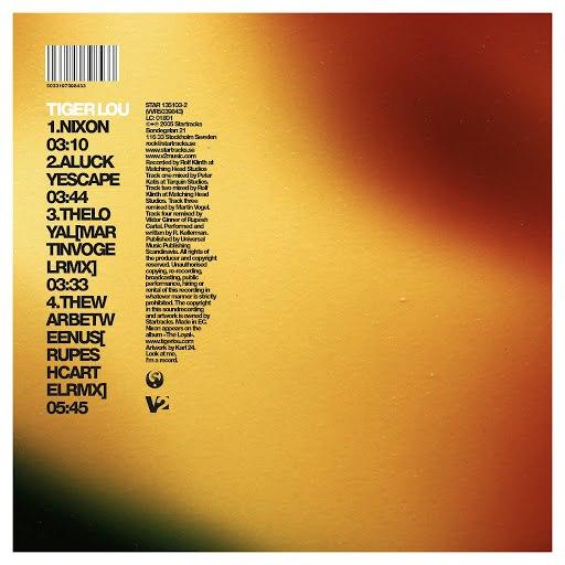 Альбом Tiger Lou Nixon