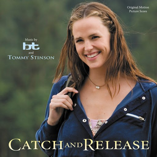 BT альбом Catch And Release (Original Motion Picture Score)