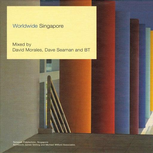 BT альбом Renaissance Worldwide - Singapore