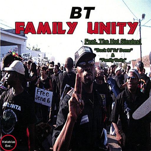 BT альбом Family Unity