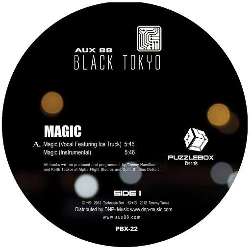 Aux 88 альбом Magic EP