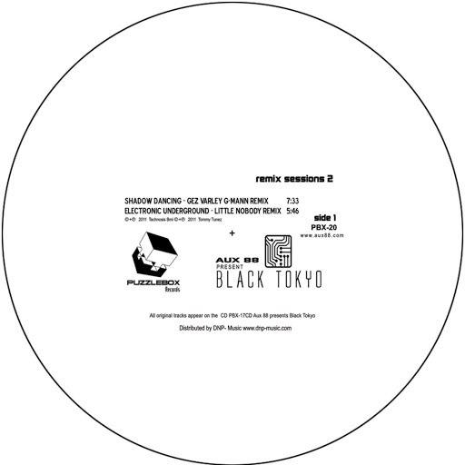 Aux 88 альбом AUX 88 presents Black Tokyo Remix SESSIONS 2