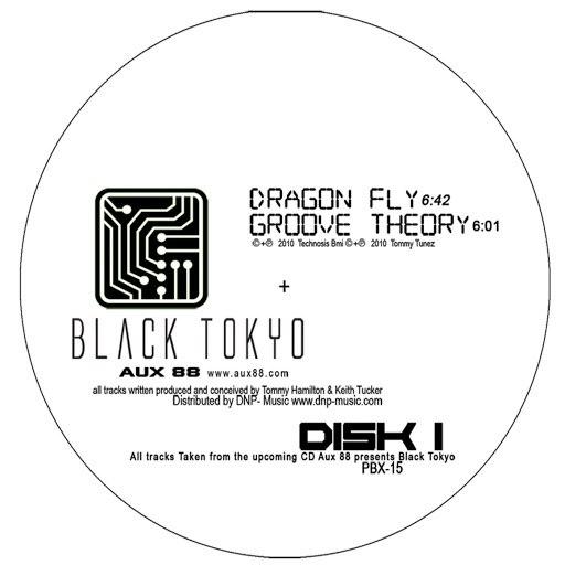 Aux 88 альбом Aux 88 Presents Black Tokyo EP feat. Black Tokyo