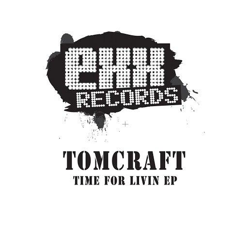 Tomcraft альбом Time for Livin - EP