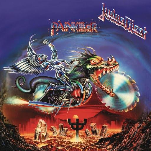 Judas Priest альбом Painkiller