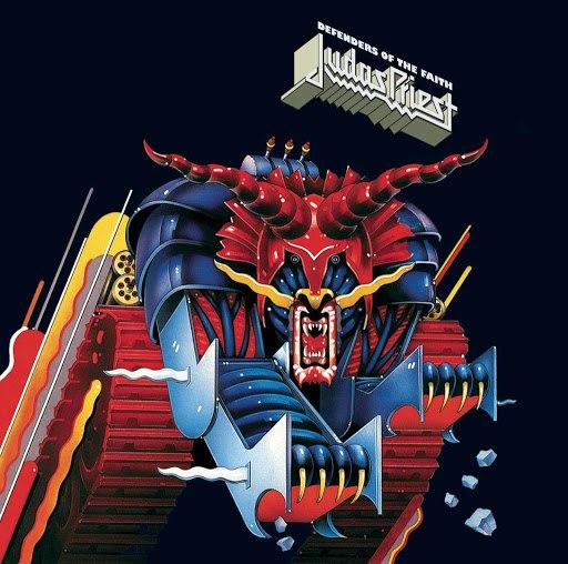 Judas Priest альбом Defenders Of The Faith