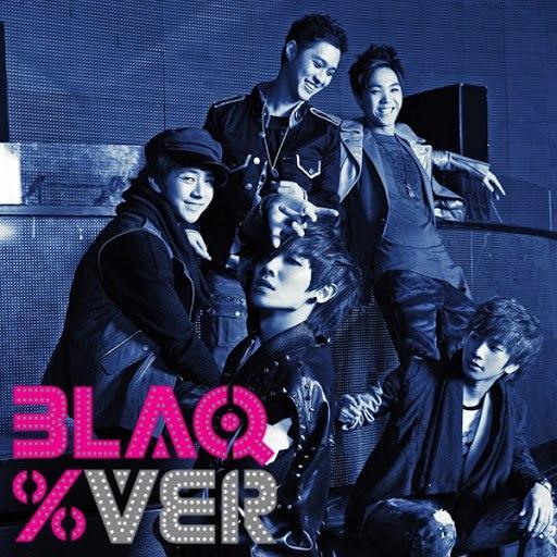 MBLAQ альбом MBLAQ 4th Mini Album `BLAQ%Ver.`