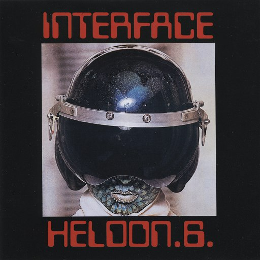 Heldon альбом Interface