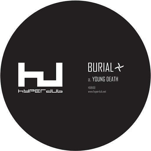 Burial альбом Young Death / Nightmarket