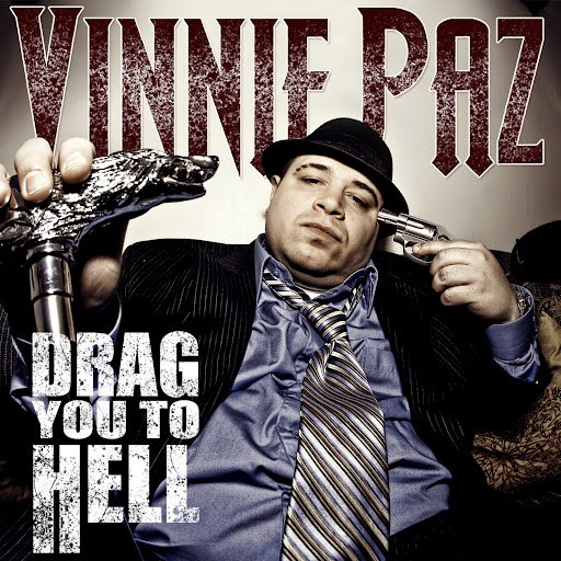 Vinnie Paz альбом Drag You To Hell