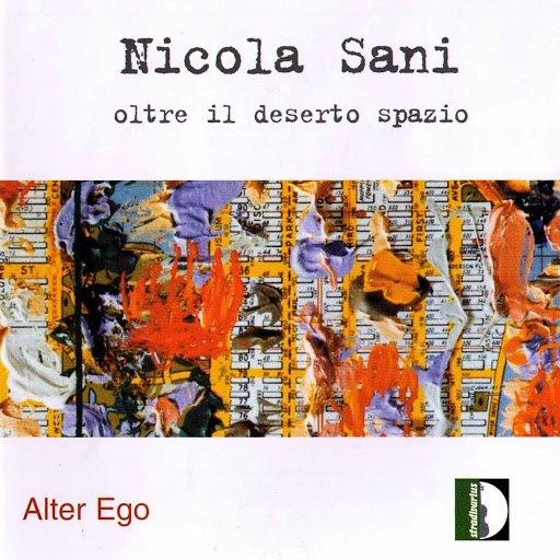 Альбом Alter Ego Sani: oltre il deserto spazio