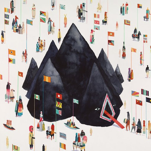 Young The Giant альбом Jungle Youth