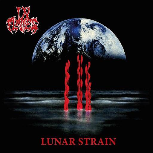 In Flames альбом Lunar Strain (Reissue 2014)