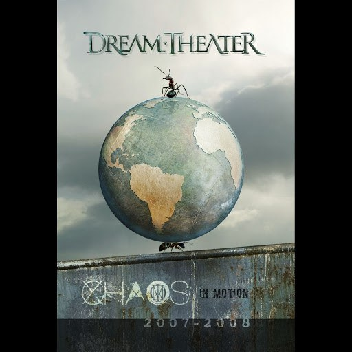 Dream Theater альбом Chaos In Motion (2007-2008)