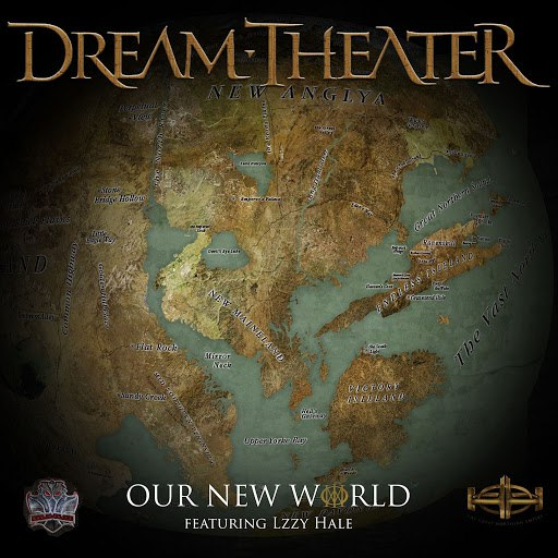 Dream Theater альбом Our New World (feat. Lzzy Hale)