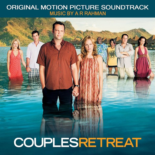 A.R. Rahman альбом Couples Retreat (Original Motion Picture Soundtrack)