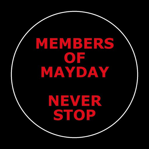 Members of Mayday альбом Never Stop