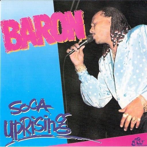 Baron альбом Soca Uprising
