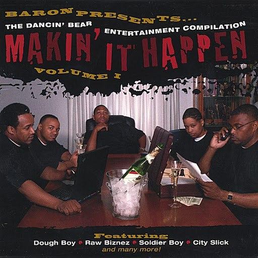 Baron альбом Makin it Happen