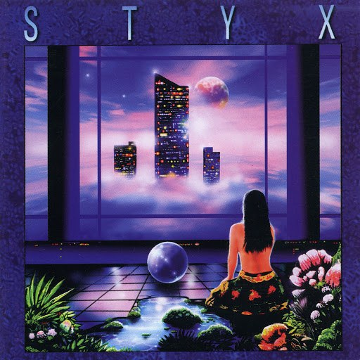 Styx альбом Brave New World
