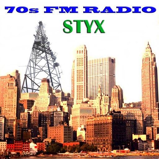 Styx альбом 70s FM Radio: Styx