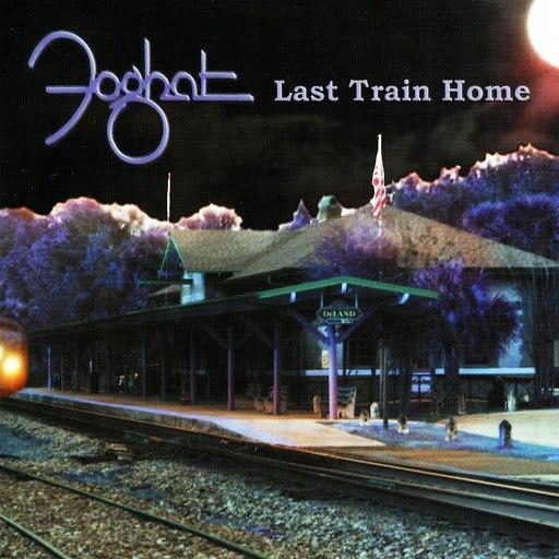 Foghat альбом Last Train Home