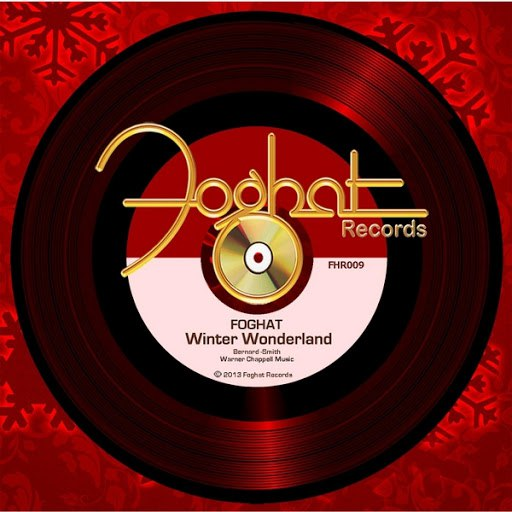 Foghat альбом Winter Wonderland