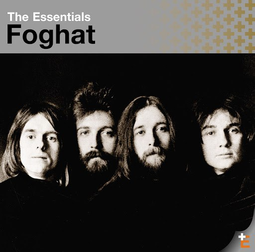 Альбом Foghat The Essentials: Foghat