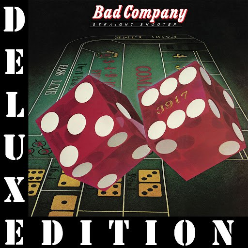 Bad Company альбом Straight Shooter (Deluxe)